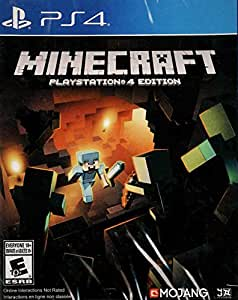 Minecraft PlayStation 4 Edition (North American version) - PS4 [parallel import goods]