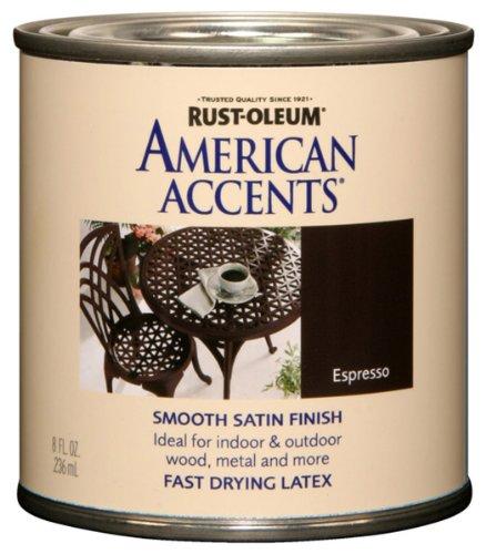 rust-oleum-215151-american-accents-1-2-pint-latex-satin-espresso