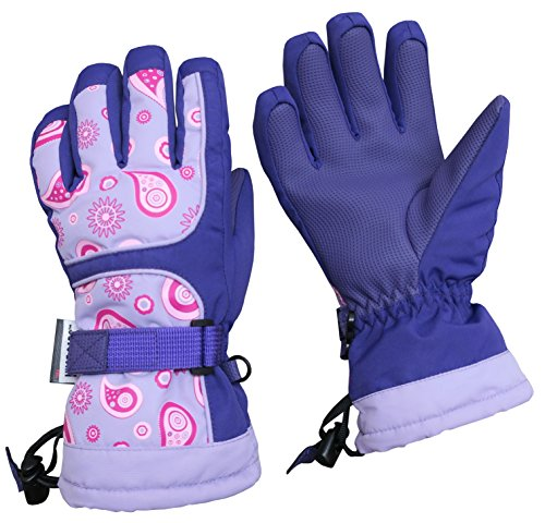 insulated kids gloves - 4