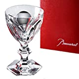 Baccarat (Baccarat) Harcourt wine glass (L) 201-103 [ parallel import goods ]