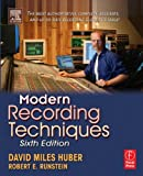 img - for Modern Recording Techniques, Sixth Edition (Audio Engineering Society Presents) book / textbook / text book