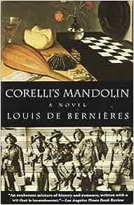 Critical analysis of corelli s mandolin
