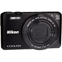 Nikon Coolpix S7000 Wi-Fi Digital Camera (Certified...