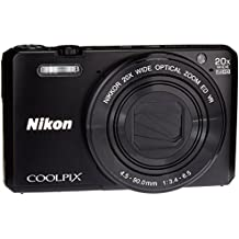 Nikon Coolpix S7000 Wi-Fi Digital Camera (Certified Refurbished)
