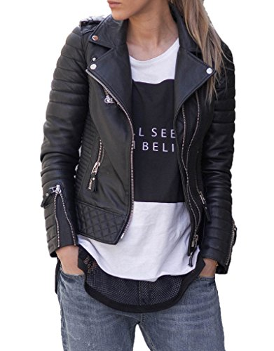 Best Leather Biker Jacket - 8