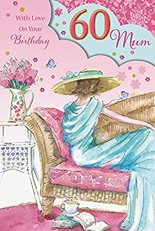 Mum 60th Birthday Card