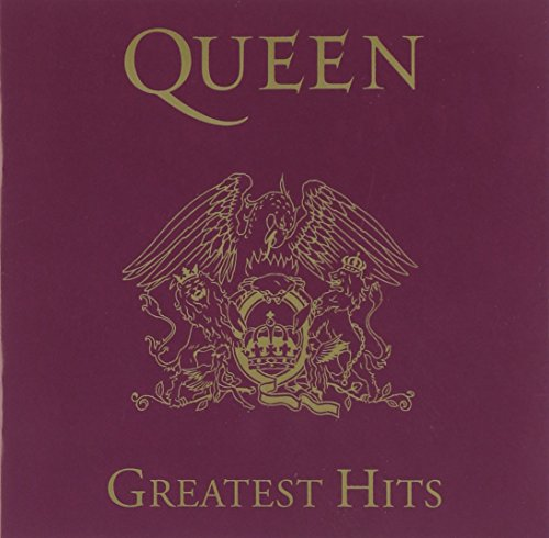 Queen - Greatest Hits - Centre Queens