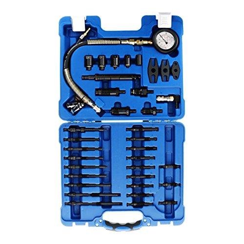 AB Tools-Toolzone Master Petrol Diesel Engine Test Compression Tester Universal Full Instructions (Engine Diesel Compression Tester)