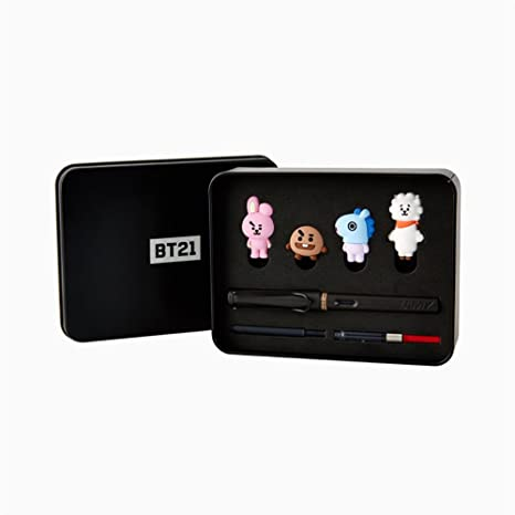 e60a703ffdcad Buy LAMY X LINE FRIENDS BT21 EDITION SET 2 - COOKY, RJ, SHOOKY, MANG ...