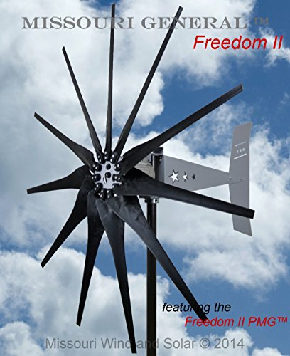 Missouri General Freedom Wind Turbine product image