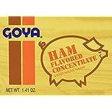 GOYA Sabor A Jamon (Ham Seasoning) - 1.41 Oz (3-Pack)
