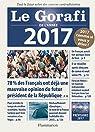 Le gorafi de l'année 2017 par Buissière