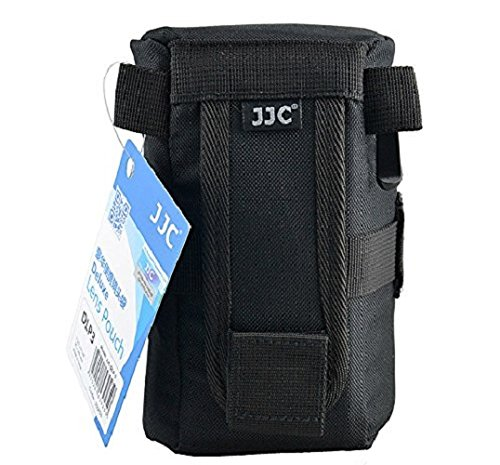 JJC DLP-3 Deluxe Lens Pouch for CANON EF 135mm 1:2L ULTRASON