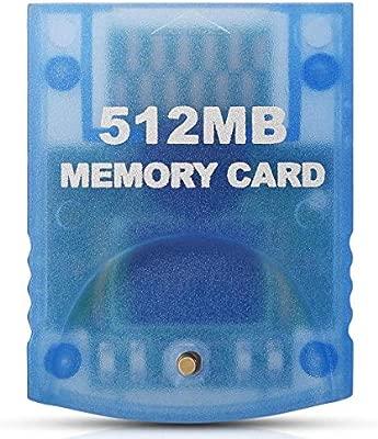 Tarjeta de memoria alta capacidad 512mb (4x2043 Blocks) para ...