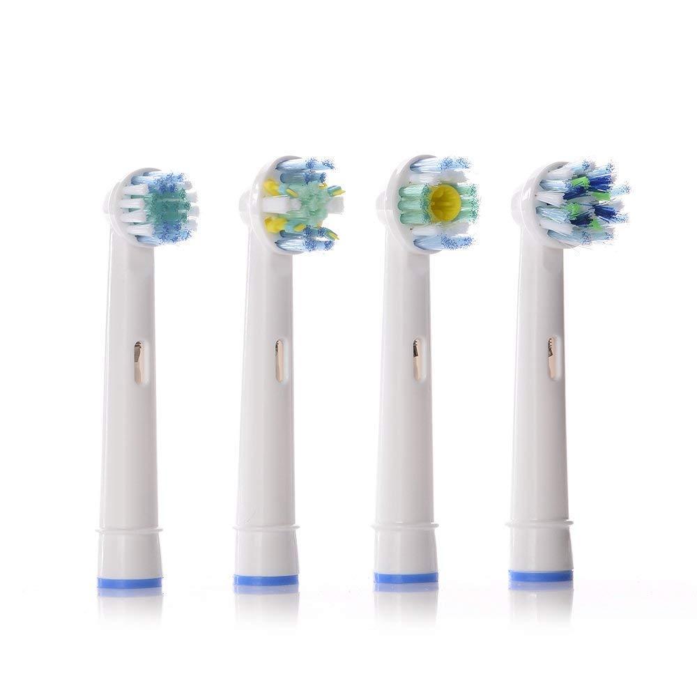 reemplazo del cepillo de dientes de oral b 16 piezas: Amazon.es: Salud y cuidado personal