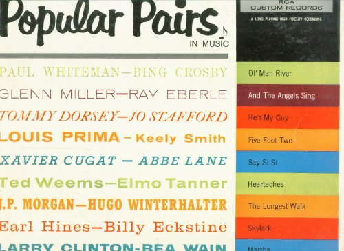 Popular Pairs in Music - Various (Beale Rosemary)