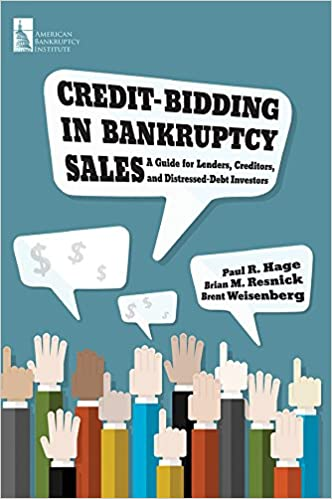 Investing in bankruptcy claims the industry insider's guide to.