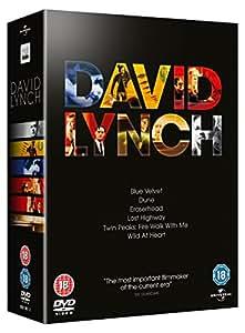 David Lynch: Collection [Edizione: Regno Unito] [Reino Unido] [DVD]