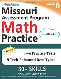 Missouri Assessment Program Test Prep 5th Grade Math Practice