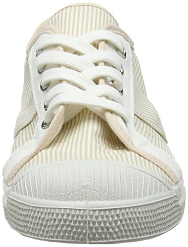 Baskets Bensimon Tennis Fines Rayures Femme Kelly qI0qP
