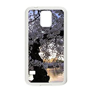 DIY Cover Case with Hard Shell Protection for SamSung Galaxy S4 I9500 case with Old trees lxa#483633 by runtopwell