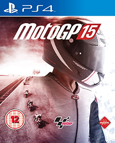 MotoGP 15 (PS4) (輸入版)B00VEYVLJK