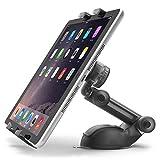iOttie Easy Smart Tap 2 Universal Car Desk Mount Holder Stand Cradle for iPad Air/4/3/2 iPad Mini/Retina, Galaxy Tab 4/3, Nexus 7, Kindle Fire HD /7/6/ Fire HDX 8.9/7/ Fire 2 - Black