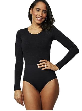Vercella Vita Medium Control Tummy Support Jacquard Bodysuit Sandalwood Small