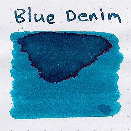 Robert Oster Signature Tinte - Azul Denim: Amazon.es: Oficina ...
