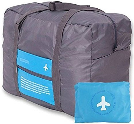 19ada39a4a55 Snazzynest Happy Flight Folding Waterproof Multipurpose Travel Bag ...