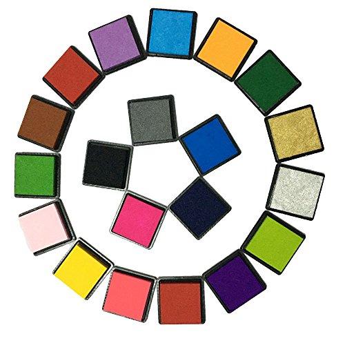 ArtCastle Colors Rainbow Finger Washable