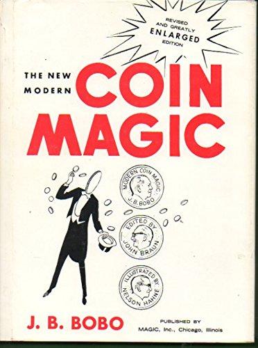 Coin Modern Book New Magic - THE NEW MODERN COIN MAGIC