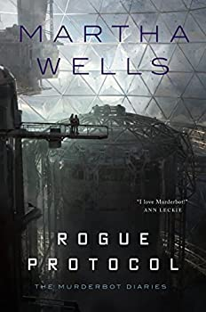 Rogue Protocol by Martha Wells science fiction book reviews