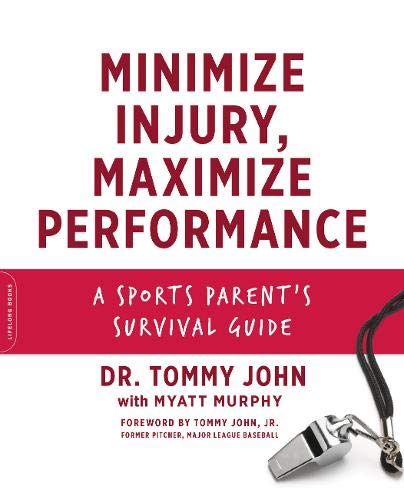 Medicine Sports Baseball (Minimize Injury, Maximize Performance: A Sports Parent's Survival Guide)