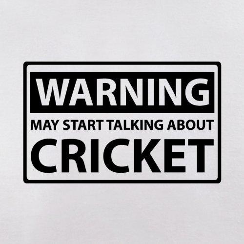 Puede Advertencia Vuelo De Rojo Empezar Hablar bolso Retro Críquet A Negro dpgp1x