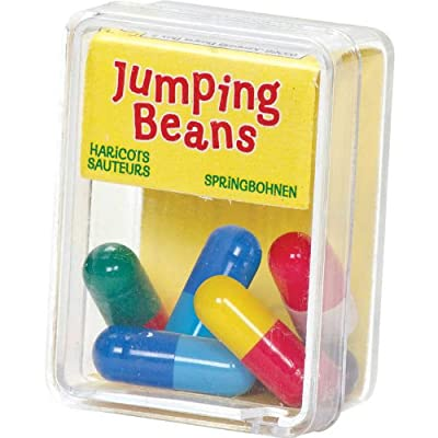 Jumping Beans Box Of 5: Toys & Games