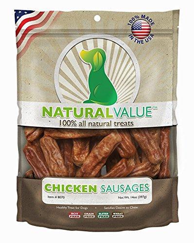 Loving Pets Natural Value All Natural Soft Chew Dog Treats