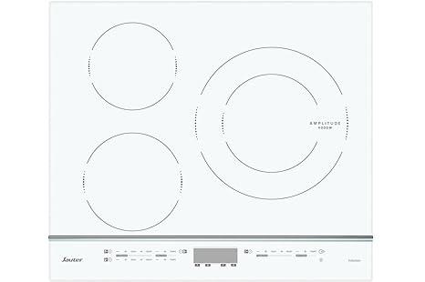 Sauter Spi4360w Intégré Induction Blanc Plaque Plaques Intégré