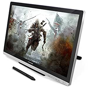 Huion GT-220 v2 Drawing Pen Display 21.5 Inch IPS Tablet Monitor with HD Screen for Mac and PC