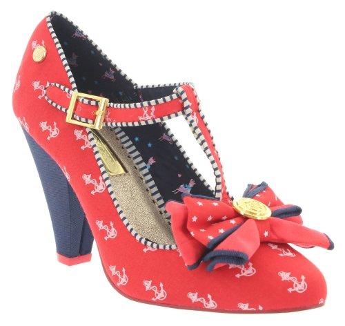 Femme Pour Babycham Pour Babycham Escarpins Escarpins Escarpins Babycham Femme Rouge Rouge Femme Rouge Pour YnX5q5aA4
