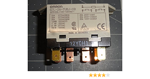 A1B New OEM Viking Oven Relay 25A PM010126