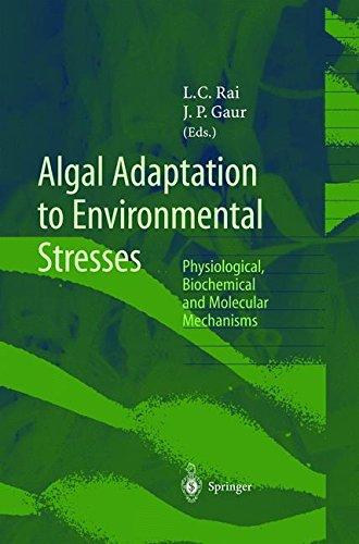 Algal Adaptation to Environmental Stresses