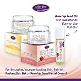 Life-Flo Pure Rosehip Seed Oil | Organic & Cold