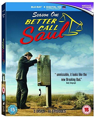 Better Call Saul - Season 1 [Blu-ray]