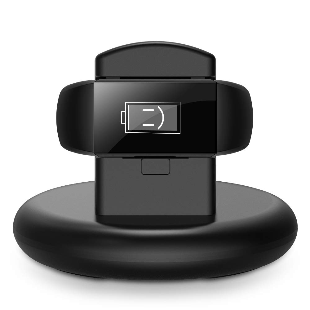 KIMILAR Cargador Compatible con Fitbit Charge 3 / Special ...