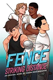 Book Cover: Fence: Striking Distance
