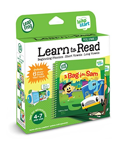 Math Reader Concept (LeapFrog LeapStart Learn To Read Volume 1)