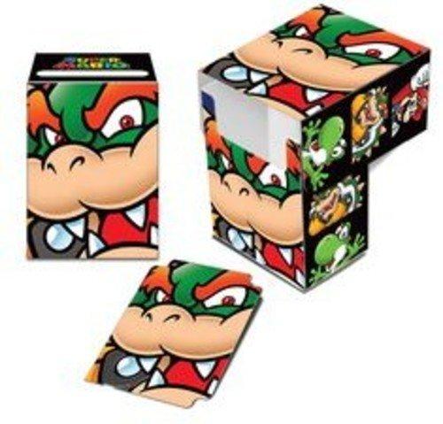 Ultra Pro Super Mario: Bowser Full-ViewDeck Box (Deck Box Character)
