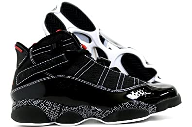 promo code 77602 be3ca Amazon.com   Jordan Nike Air 6 Rings HOF Mens Hall of Fame Basketball Shoes  371497-031   Basketball