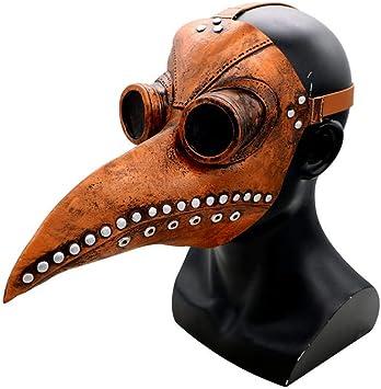 Máscara Estilo Gótico Cosplay Gótico Tingtin